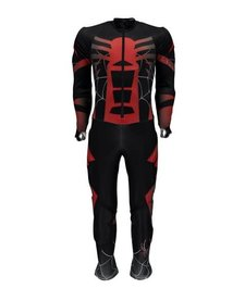 Spyder Mens Nine Ninety Race Suit 001 Black/Red/White - (17/18)