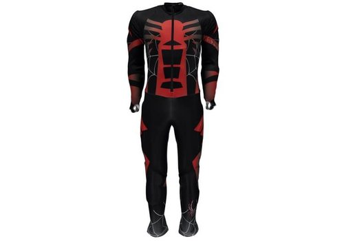 SPYDER Spyder Mens Nine Ninety Race Suit 001 Black/Red/White - (17/18)