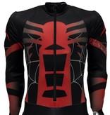 SPYDER Spyder Mens Nine Ninety Race Suit 001 Black/Red/White - (17/18)