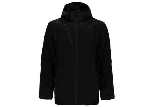 SPYDER Spyder Mens Hokkaido Jacket 001 Black/Black/Black - (17/18)