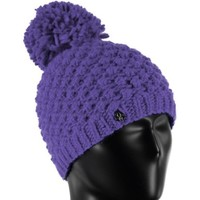 Spyder Girls Brrr Berry Hat 514 Iris - (17/18) ONE SIZE
