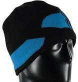 SPYDER Spyder Mens Shelby Hat 016 Black/French Blue - (17/18) ONE SIZE