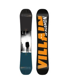 Salomon Mens The Villain Snowboard - (17/18)