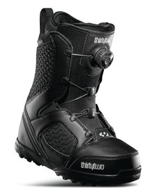 32 Womens Stw Boa W'S '17 Snowboard Boot Black -001 (17/18)