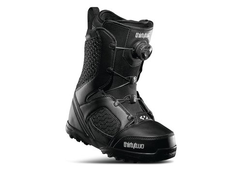 32 32 Womens Stw Boa W'S '17 Snowboard Boot Black -001 (17/18)