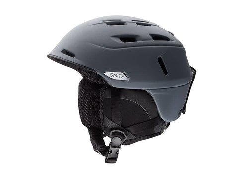 SMITH Smith Mens Camber Helmet Matte Charcoal - (17/18)