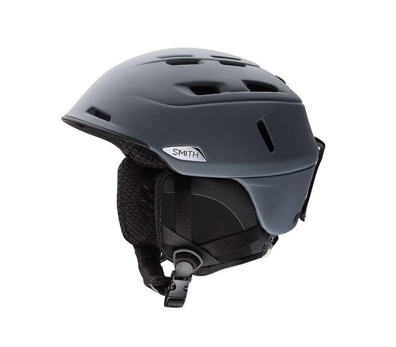 Smith Mens Camber Helmet Matte Charcoal - (17/18)