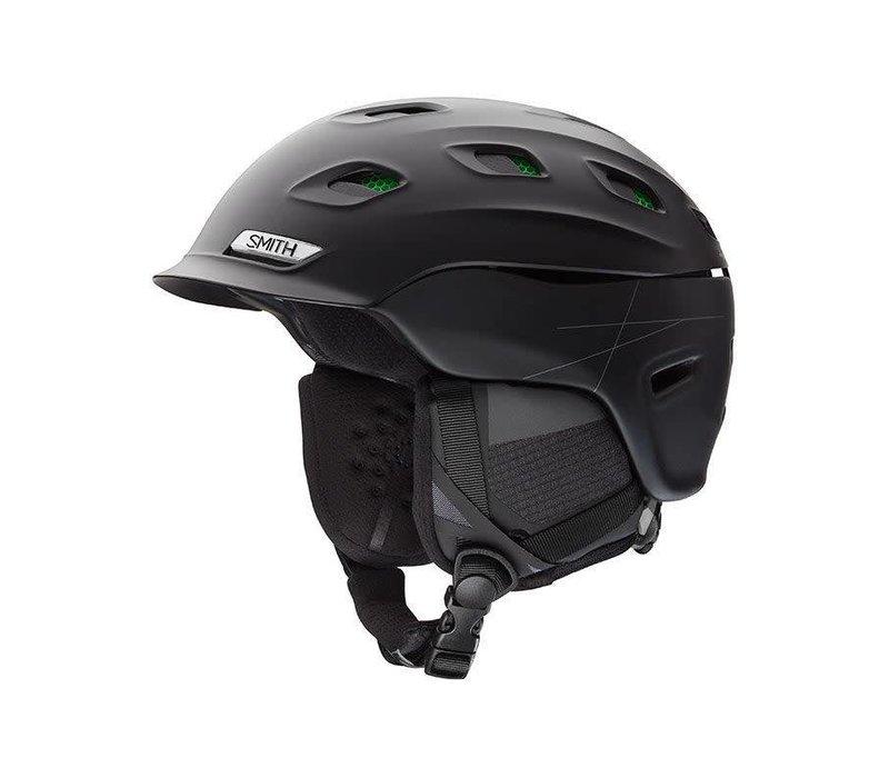 Smith Mens Vantage Helmet Matte Black - (17/18)