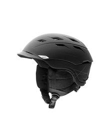 Smith Mens Variance Helmet Matte Black - (17/18)