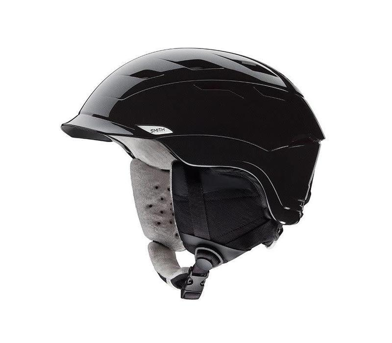 Smith Womens Valence Helmet Black Pearl - (17/18)