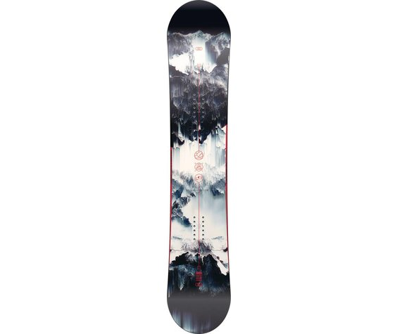 CAPITA Capita Mens Outerspace Living Snowboard - (17/18)