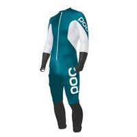 Poc Skin Gs Jr Race Suit Butylene Blue/Hydrogen White -8114 (17/18)