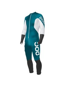 Poc Skin Gs Jr Race Suit Butylene Blue/Hydrogen White -8114 (17/18)
