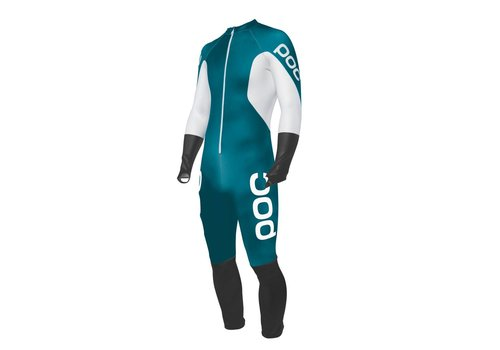 POC Poc Skin Gs Jr Race Suit Butylene Blue/Hydrogen White -8114 (17/18)