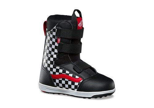 VANS Vans Youth Mantra Snowboard Boot Black/Checker - (17/18)