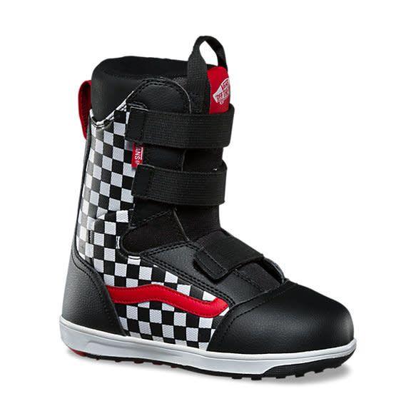VANS Vans Youth Mantra Snowboard Boot Black/Checker - (17/18)