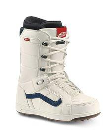Vans Mens Hi-Standard Snowboard Boot Retro White - (17/18)