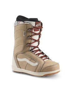 Vans Womens Hi-Standard Snowboard Boot Starfish/Turtledove - (17/18)