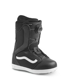 Vans Womens Encore Snowboard Boot Black/White 17 - (17/18)