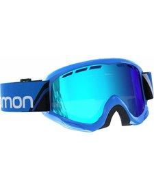 Salomon Jr Juke Blue/Univ Mid Blue Goggle - (17/18)
