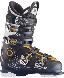 Salomon Mens X Pro X90 Cs Bk/Petrol Bl/Wh Ski Boot - (17/18)