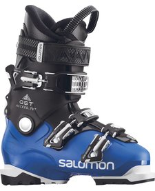 Salomon Jr Qst Access 70 T Ind Blue/Bk Ski Boot - (17/18)