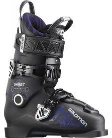 Salomon Mens Ghost Fs 100 Black/Darkpurpl Ski Boot - (17/18)