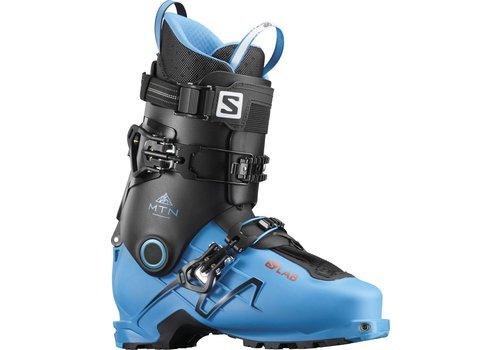 Salomon Salomon Mens S/Lab Mtn Transcend Blue/Bk Ski Boot - (17/18)