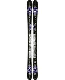 Salomon Nfx Black/Purple/White Ski - (17/18)