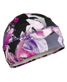 Turtle Fur Comfort Shell: Brain Shroud Beanie 589 Petal Posse - (17/18)