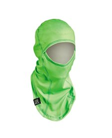 Turtle Fur Comfort Shell: Ninja Balaclava 646 Day-Glo - (17/18)