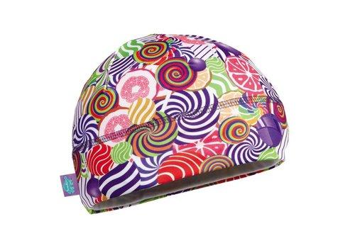 TURTLE FUR Turtle Fur Kids Comfort Shell: Brain Shroud Beanie 610 Sweet Tooth - (17/18)
