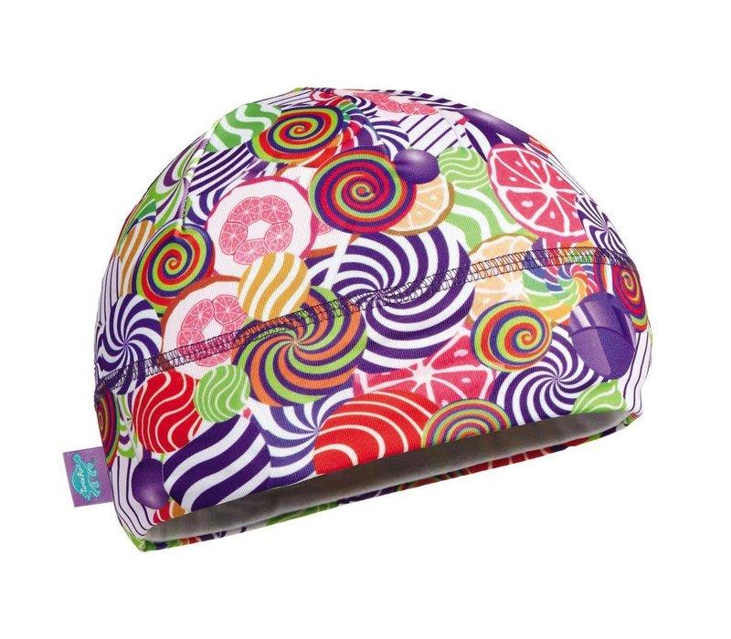 Turtle Fur Kids Comfort Shell: Brain Shroud Beanie 610 Sweet Tooth - (17/18)