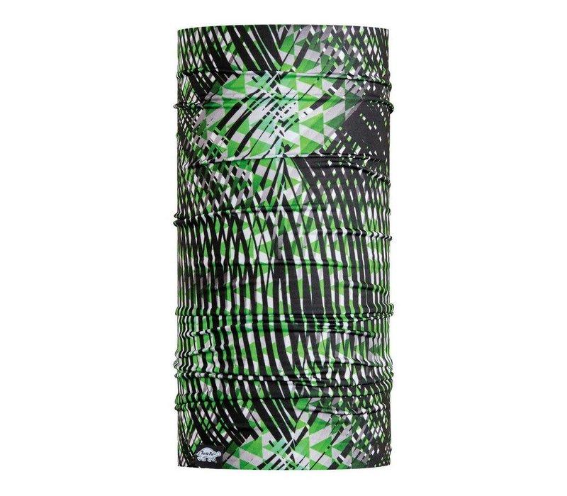 Turtle Fur Kids Comfort Shell: Totally Tubular Tube 611 Field Of Greens - (17/18)