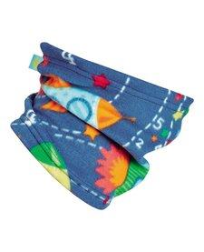 Turtle Fur Kids Playful Prints: Single-Layer Neck 615 Count Down - (17/18)