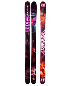 Armada Mens Arv 96 Skis - (17/18)