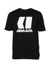 Armada Mens Icon Tee Black -001 (17/18)