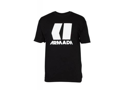 ARMADA Armada Mens Icon Tee Black -001 (17/18)