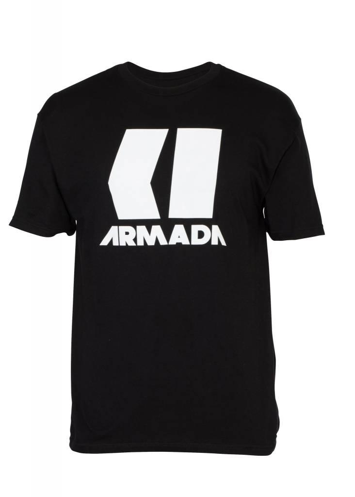 ARMADA Armada Mens Icon Tee Black -001 (17/18)