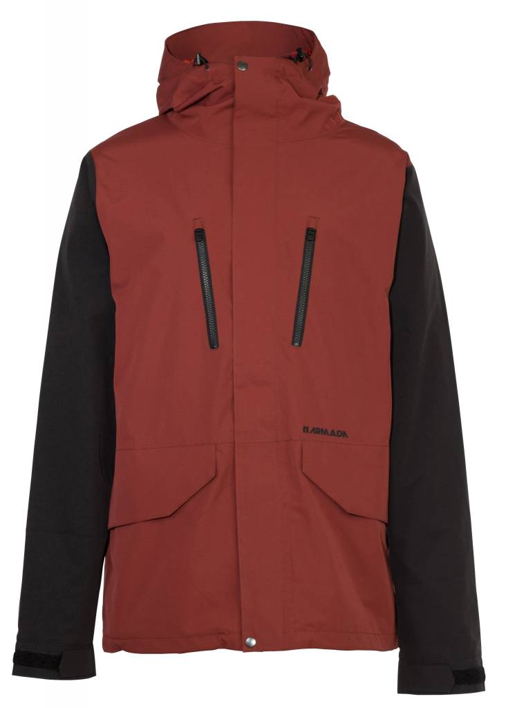 ARMADA Armada Mens Aspect Jacket Port -094 (17/18)