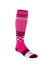 Kari Traa Womens Airborn Sock Sweet - (17/18)