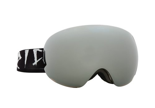 ELECTRIC Electric Eg3 Goggle Thrasher -Brose/Silver Chrome Lens W Light Green Bonus Lens (17/18)