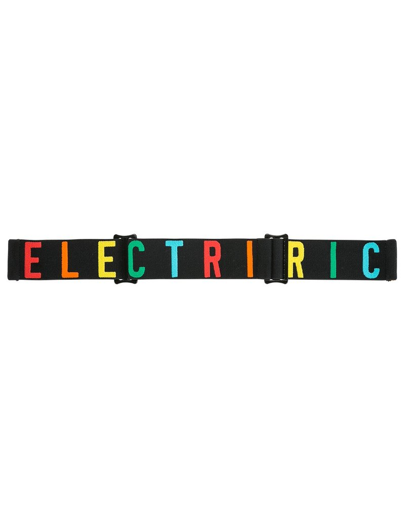 ELECTRIC Electric Eg3.5 Goggle Color Wordmark -Brose/Blue Chrome Lens W Bonus Lens (17/18)