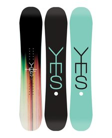 Yes Womens Hel Yes Snowboard - (17/18)