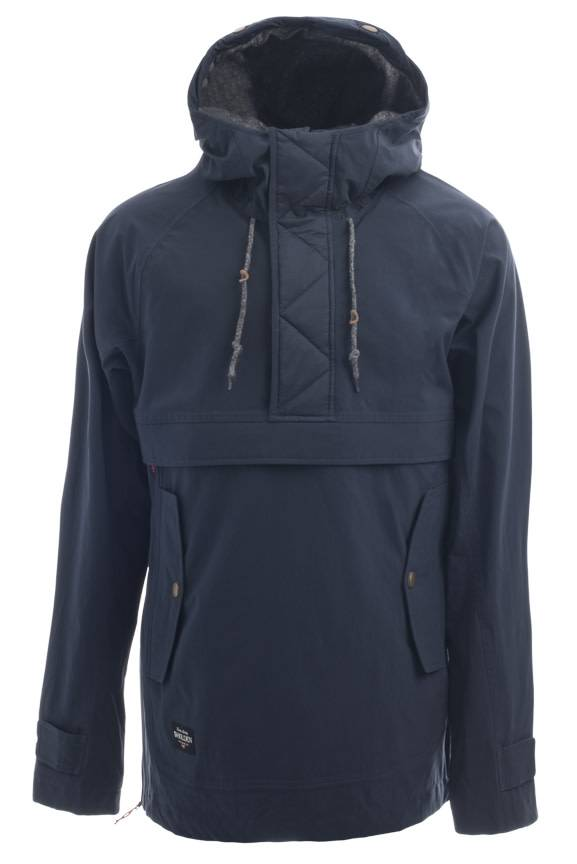 HOLDEN Holden Mens Scout Side Zip Jacket Navy -Nvy (17/18)