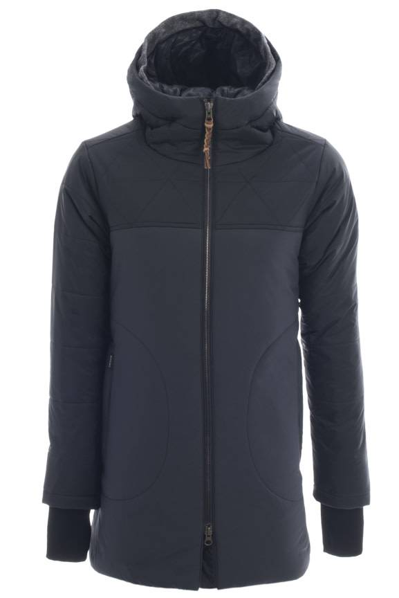 HOLDEN Holden Womens Clover Jacket Black -Bk (17/18)