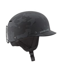 Sandbox Classic 2.0 Snow Helmet Black Camo (Matte) - (17/18)