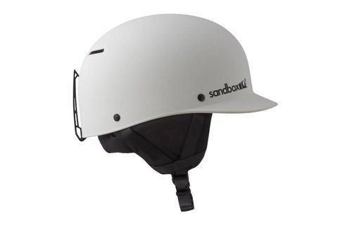 SANDBOX Sandbox Classic 2.0 Snow Helmet White (Matte) - (17/18)
