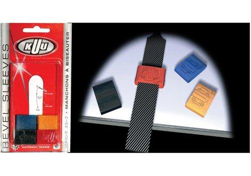 KUUSPORT Kuu Bevel Sleeves - Yellow 1 Deg (4 PC)