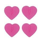 CRAB GRAB Crab Grab Mini Hearts - Pink